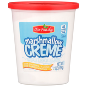 Our Family Marshmallow Creme For Cooking, Baking And Candy Making