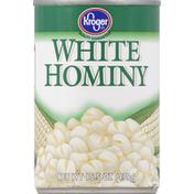Kroger Hominy, White