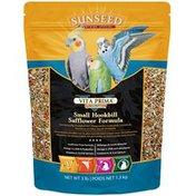 Sunseed Small Hookbill Safflower Food