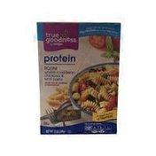Meijer True Goodness protein wheat, fava bean, chickpea & lentil pasta, ROTINI