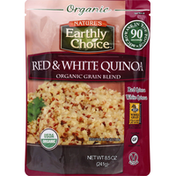 Nature's Earthly Choice Quinoa, Organic, Red & White
