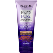 L'Oreal Purple Conditioner, Sulfate/Free, Brass Toning