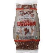 Bob's Red Mill Quinoa, Red, Organic Whole Grain