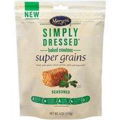 Simply Dressed Super Grains Seasoned Croutons