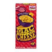 Betty Crocker Mac and Cheese Extra Cheesy