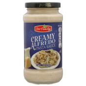 Our Family Creamy Alfredo Pasta Sauce