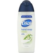 Dial Hand Soap, Liquid, Aloe Vera & Jasmine