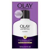 Olay Classic Renewal Lotion Spf 15