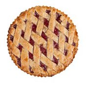 Red Raspberry West Cost Reserve Pie