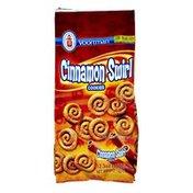Voortman Cinnamon Swirl Cookies