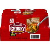 Campbell's® Chunky® Sirloin Burger with Country Vegetables Soup