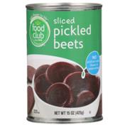 Food Club Sliced Pickled Beets