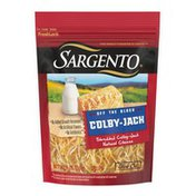 Sargento® Shredded Colby-Jack Natural Cheese, Fine Cut