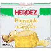 Herdez Pineapple Gelatin Dessert