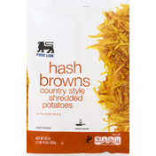 Food Lion Shredded Potatoes, Hash Browns Country Style
