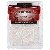 Dion Sea Salt, Coarse, Herbs & Spices, Gluten Free, Carton