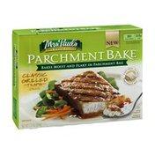 Mrs. Paul's Parchment Bake Tilapia Fillets Classic Grilled - 2 CT