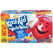 Kool-Aid Wacky Waters Topical Punch Flavored Water Beverage