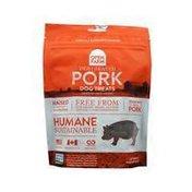 Open Farm Dehydrated Pork Dog Treats