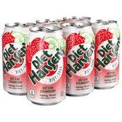 Hansen's Diet Kiwi Strawberry Diet Soda Soft Drink