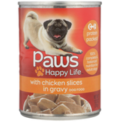 Paws Happy Life Chicken Slices In Gravy Dog Food