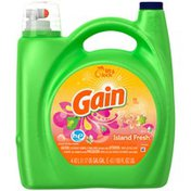 Gain Island Fresh Liquid Laundry Detergent