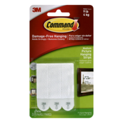 3M Command Brand Medium Picture Hanging Strips
