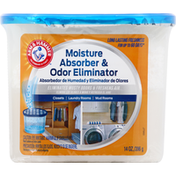 Arm & Hammer Moisture Absorber & Odor Eliminator, Tub