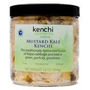 Kenchi Ferments Mustard Kale Kenchi