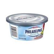 Philadelphia Kraft Philadelphia 1/3 Less Fat Garden Vegetable Cream Cheese