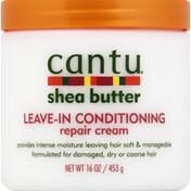 Cantu Repair Cream, Leave-In Conditioning