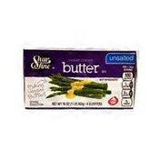 Shurfine Sweet Cream Unsalted Butter