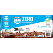 CytoSport Muscle Milk Light Protein Chocolate Shake