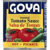 Goya Seasoned Tomato Sauce, Hot