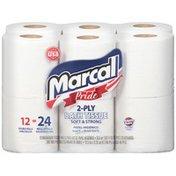 Marcal Pride 2 Ply Double Rolls Bathroom Tissue
