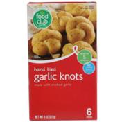 Food Club Garlic Knots
