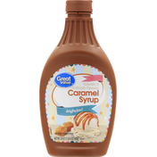 Great Value Syrup, Caramel