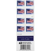 United States Postal Service Stamps, U.S. Flag