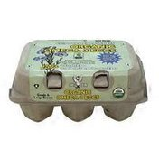 Chino Valley Ranchers Organic Omega 3 Large Grade A Eggs