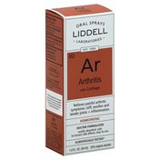Liddell Arthritis, with Cartilage, Oral Spray