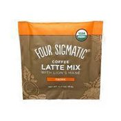 Four Sigmatic Mushroom Coffee Latte Mix With Maitake & Chaga