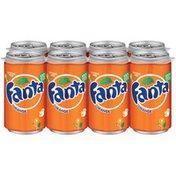 Fanta Soda, Orange