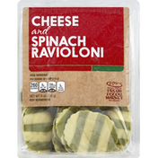 Harris Teeter Ravioloni, Cheese and Spinach