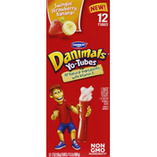 Danimals Yo-Tubes, Swingin' Strawberry Banana