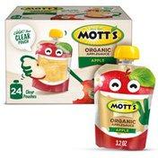 Mott's Organic Applesauce