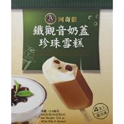 A Chino Ice Cream Bar, Oolong Tea Boba