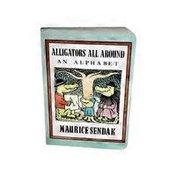 HarperCollins Alligators All Around Board Book An Alphabet