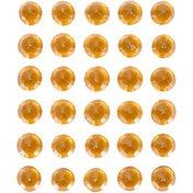 Wilton Orange Sweet Isomalt Gems, 0.3 oz.