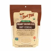 Bob's Red Mill Brown Rice Farina Creamy Rice Hot Cereal, Organic
