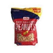 Meijer Salted Dry Roasted Peanuts With Sea Salt